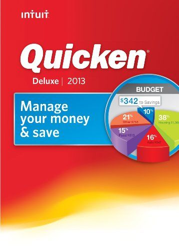 Review Cheap Quicken Deluxe 2013 [Download]
