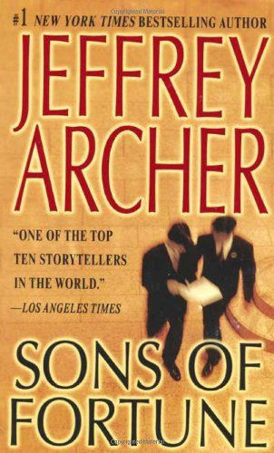 Sons of Fortune: Jeffrey Archer: 9780312993535: Amazon.com: Books