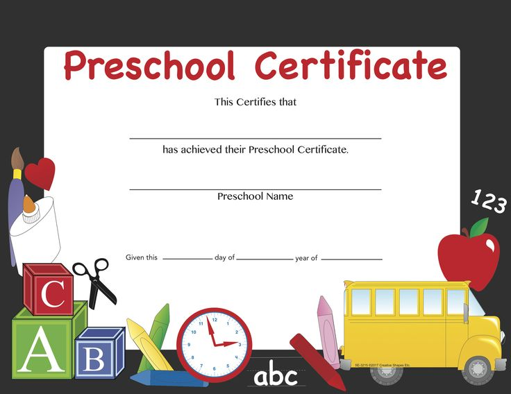 preschool assessment thesis Research on early childhood education prek programs will reap billions in benefits and appropriate use of early childhood assessments.