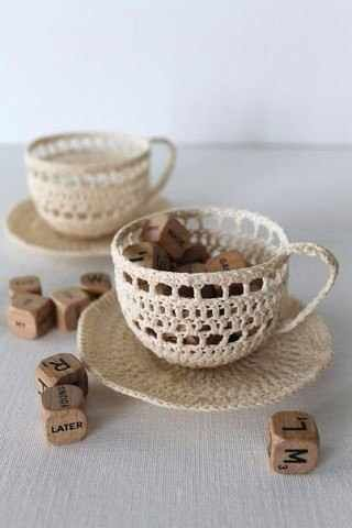 156 Best darek images Decoupage jars, Crochet bookmark pattern