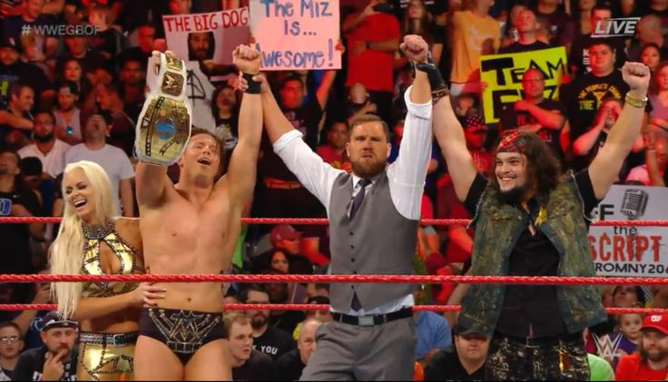 The Miz retains the Intercontinental Championship at WWE Great Balls Of Fire