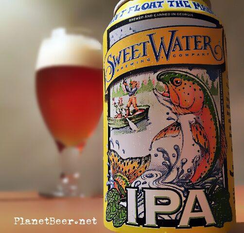 Sweetwater IPA #CraftBeer #IPA