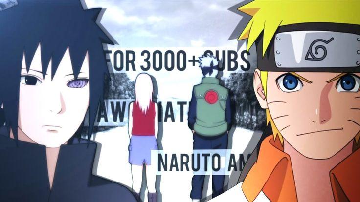 [Naruto AMV] Naruto vs. Sasuke - Sail [THANKS 3000+ SUBS]