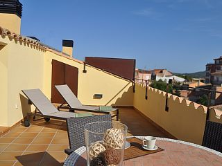Palafrugell Apartment Rental: Can Tarongeta | A Beautifully Restored Apartment In An Xviii Century Listed Building | HomeAway