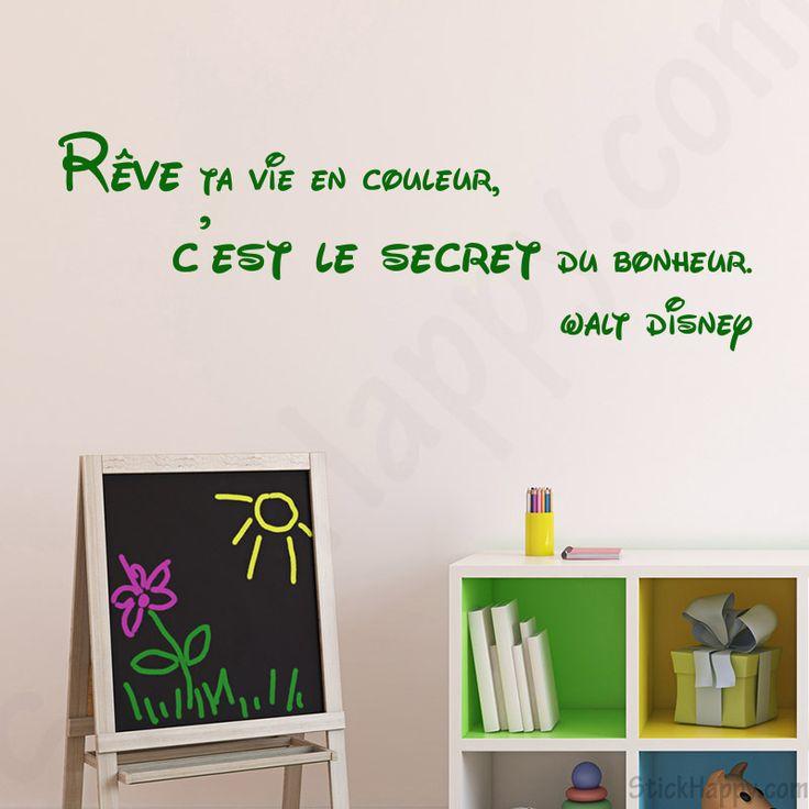 Armoire De Cuisine Ikea Quebec :  Walt Disney  httpwwwstickhappycomstickerschambrebebe119