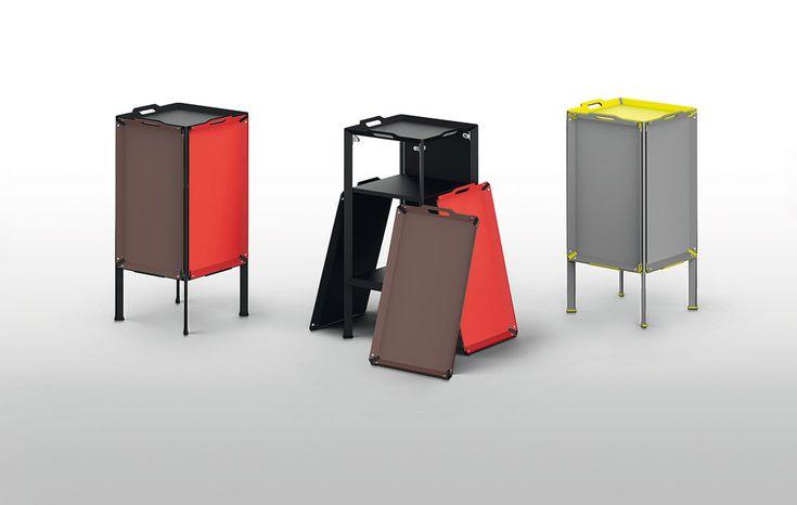 Storage Double Life by Danese designed by Matali Crassett | @danesemilano #designbest