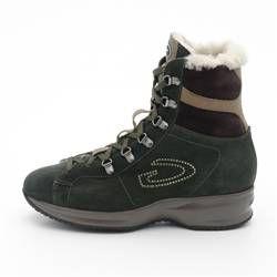 Alberto Guardiani Yeşil Kadın Bot #boots #albertoguardiani #shoes #shoeslove #womensfashion #fashion #style #winter #fall #2015 #shoe #bot #greenboots