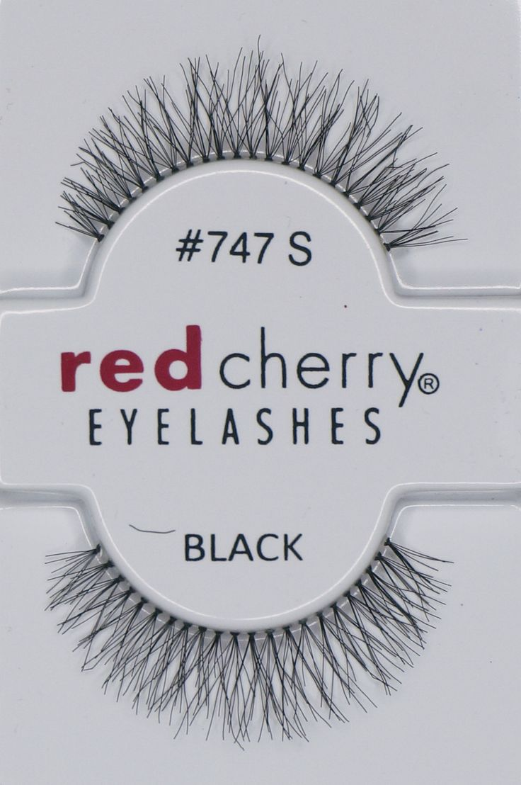 Red Cherry Eyelashes #747S