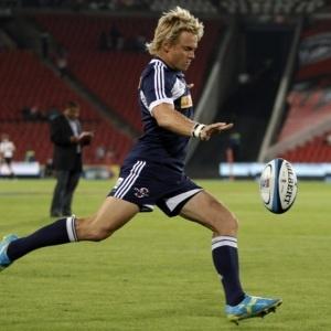South African Rugby, Springboks. Maak hom heelagter vir die Bokke