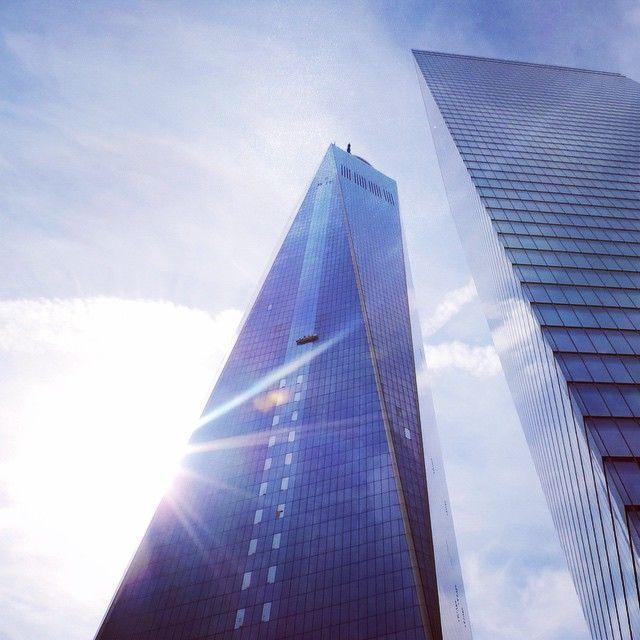 #WorldTradeCentre #skyscraper #Manhattan #NewYork #NYC #ajcphotography
