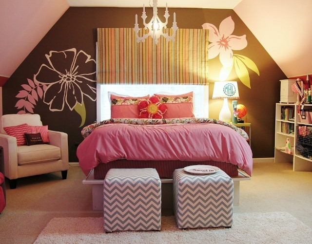Best Mantles Images On Pinterest Mantles Wall Ideas And At Home - Colorful loft design with unique wall structure stargarder strasse by graft