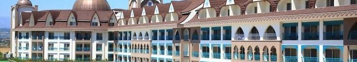 Hotel Side Crown Palace, Türkei