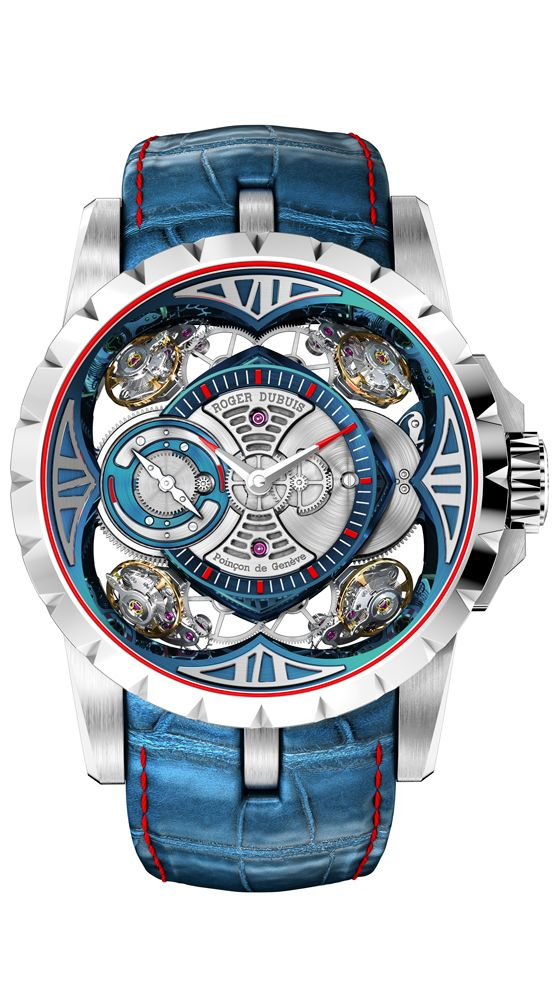 Sneak Peek at Roger Dubuis' New Watch