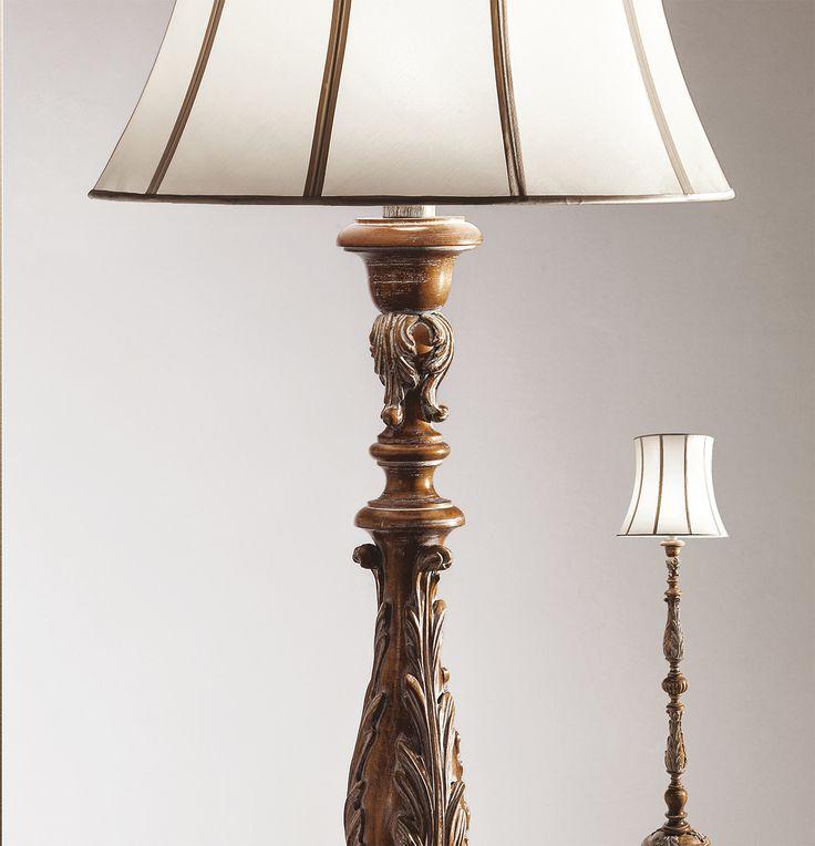 Secolo Floor Lamp - #zonca #zoncalighting
