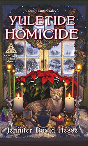 Yuletide Homicide (A Wiccan Wheel Mystery) by Jennifer Da... https://www.amazon.com/dp/B01NAOYEG6/ref=cm_sw_r_pi_dp_x_JBrBybF7RJV6N