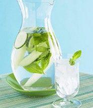 acqua aromatizzata per rinfrescare l'estate!  fruit water
