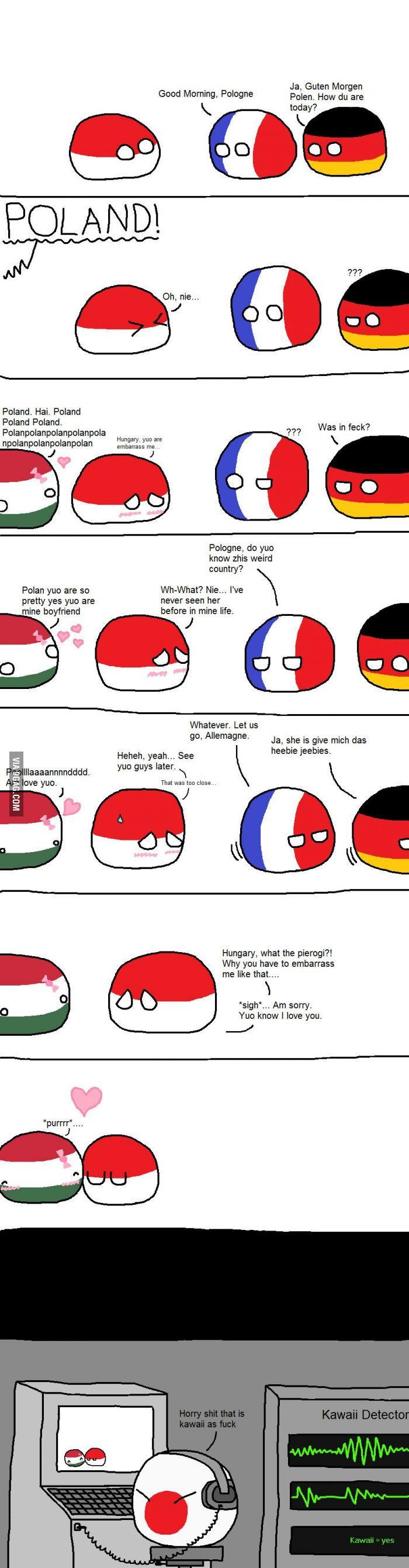 Poland's secret - 9GAG