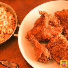New Orleans Fried Chicken #SundaySupper