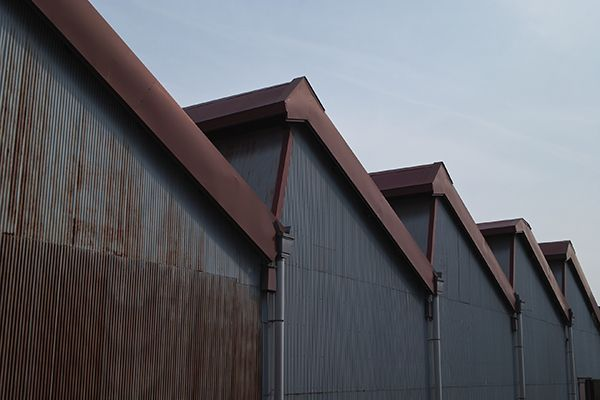 30 Best Saw Tooth Roof Images On Pinterest Industrial
