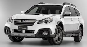 2018 Subaru Outback Release Date and Price