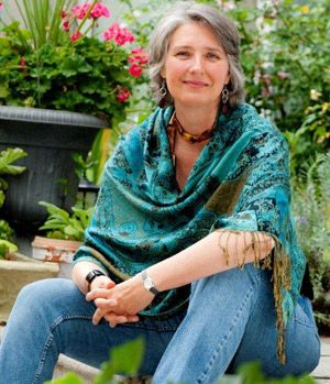 Louise Penny -- the genius behind the world of Three Pines.