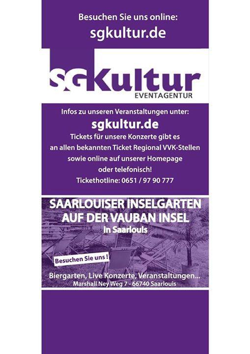 #SGKultur  #SgKultur #UG #Nachricht a #new #News. #SgKultur #UG #Nachricht a #new #News.   #SGKultur #Eventagentur #Sascha #Gimler  #Die #Agentur - #fuer #Events, Kuenstlervermittlung #und #private #Veranstaltungen #Veranstaltungen,#Konzerte,#Catering,#Kuenstler Telefon: 0170 3153437  Internet: #SGKultur.#de http://saar.city/?p=66387