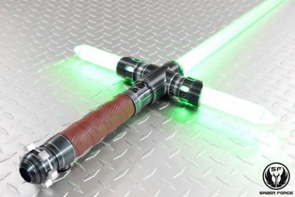 The Best Crossguard Lightsaber Replica Money Can Buy