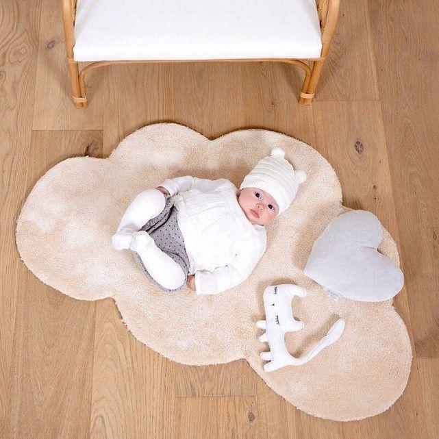 Nuage Beige Chambre Bébé Par Lilipinso - Taille : 064x097 cm ...