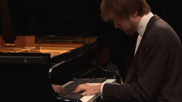 Johannes Brahms: Chaconne in D minor for the Left Hand (after Johann Sebastian Bach's Partita for Solo Violin No.2, BWV 1004) – Daniil Trifonov (HD 1080p)