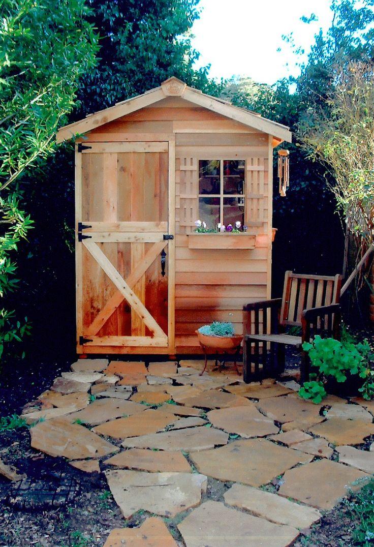23 best cedarshed gardening sheds images on pinterest shed kits