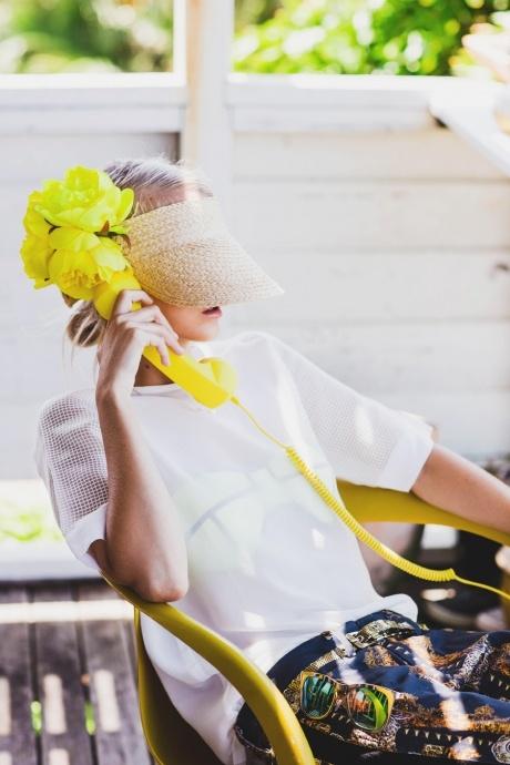 Tall Talk shoot. Styled By Isobel Badin for Alterior Motif - Janneke Storm Photography - Isobel Badin flowers