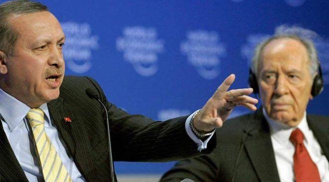 """Peres, Erdoğan'ın """"One minute""""sine 7 yıl sonra cevap verdi."""