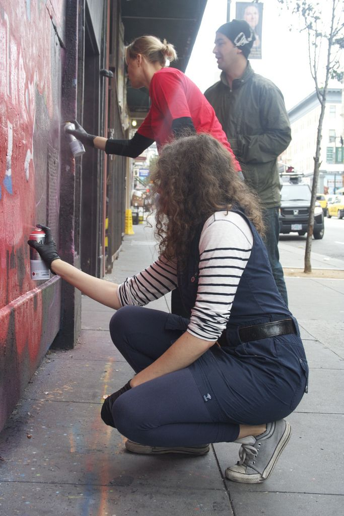 1 am graffiti workshop