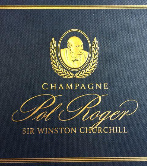 Pol Roger celebrates '02 Churchill launch