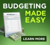 Title says it all: 'Budgeting Made Easy' (by Dave Ramsey)