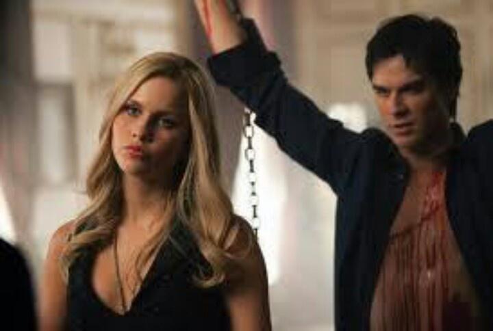 Damon/Rebekah