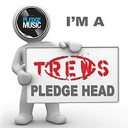 We made this so you can use it as a profile pic and show the world what you did - maybe others will be encouraged to find out what it's all about. This is from today's update on the Trews Pledge Music campaign page - pledge to find out what it's all about!
