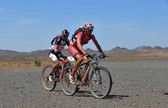 TITAN DESERT RACE - STAGE 2 | 6-Day Titan Desert race in Morocco - Stage 2.