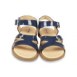 Blauwe sandalen 'Baltic' - Old Soles
