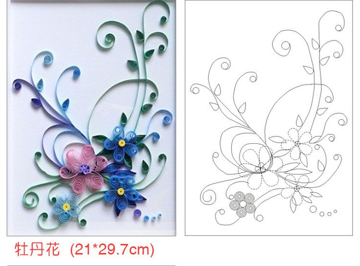 17 best ideas about quilling patterns on pinterest paper