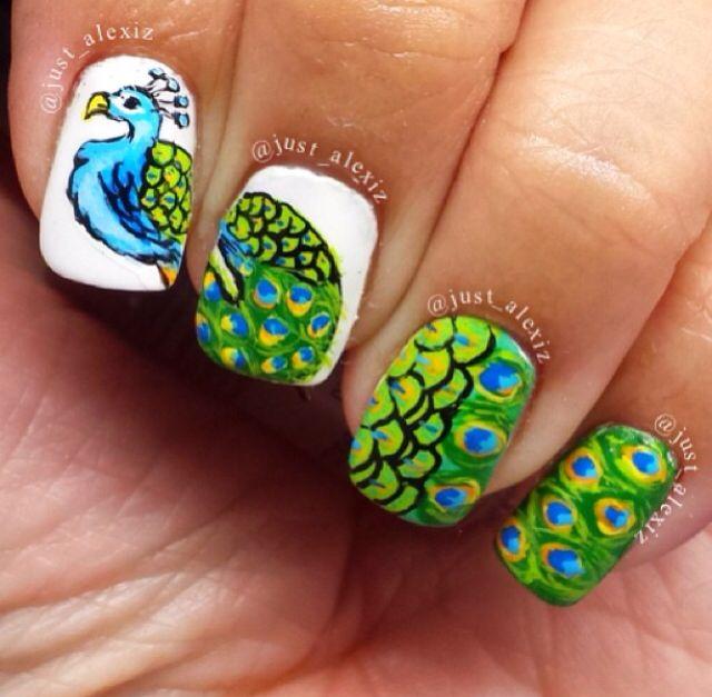 Mejores 111 imágenes de Nail Ideas en Pinterest   Uñas bonitas, Arte ...