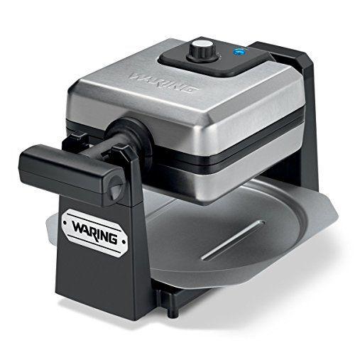 Super Snack Waring Pro WMK250SQ Belgian Waffle Maker Square