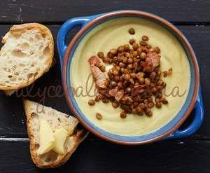 Recipe Cauliflower, Pancetta and Lentil Soup by alycealexandra - Recipe of category Soups