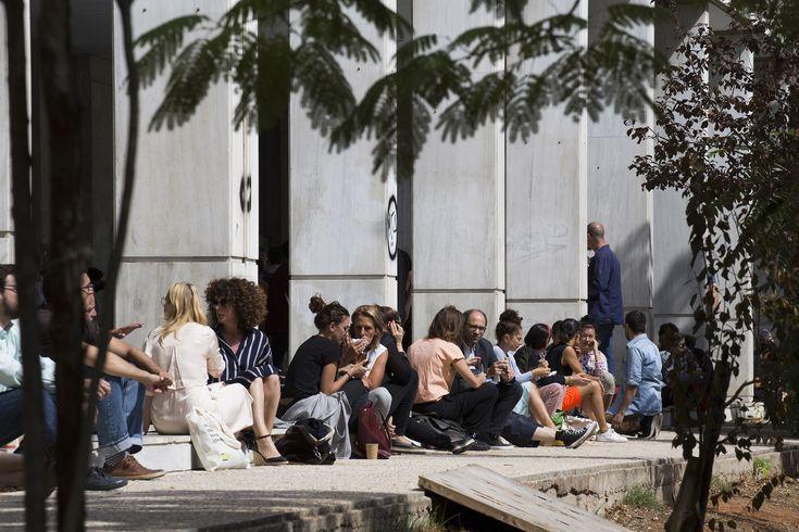Public Conference   Ideas City Athens   September 24, 2016   Athens Conservatoire   Photographer Natalia Tsoukala