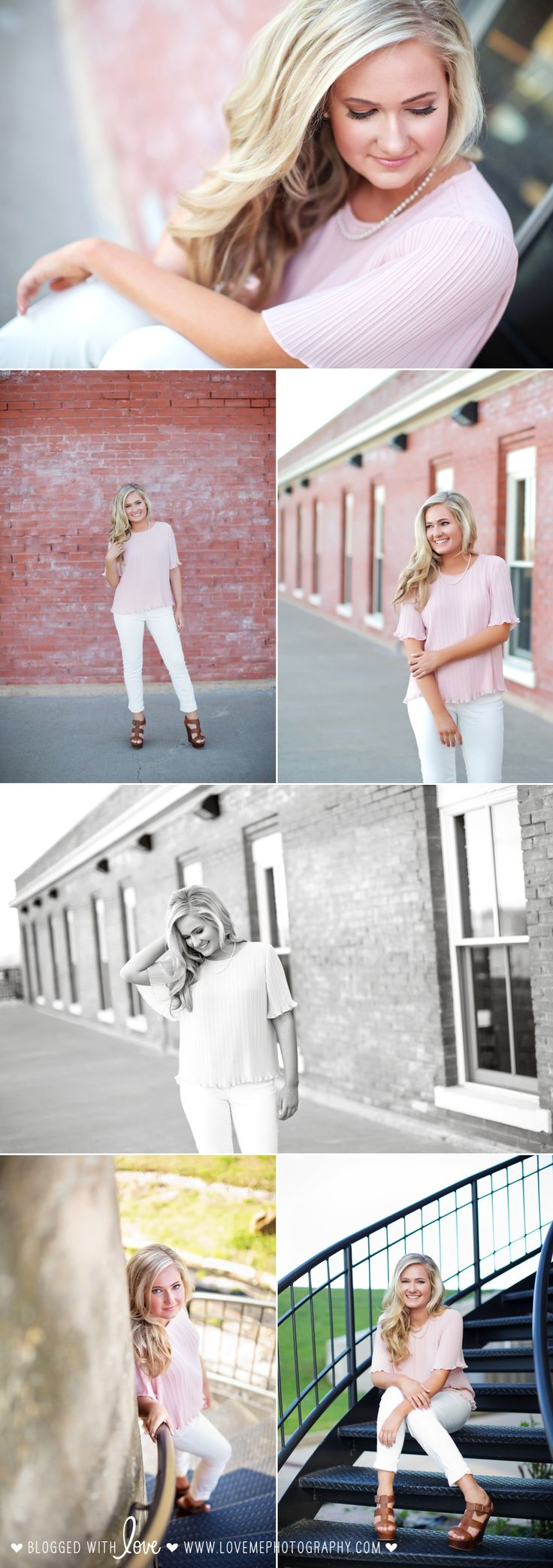 A pretty-in-pink session at White Rock Lake | Argyle High School | www.lovemephotography.com | Dallas Senior Portrait Photographer