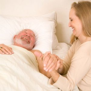 There comes a time when we all have to say goodbye to a loved one. Receiving Palliative Care Services can help everyone get through this challenging time.