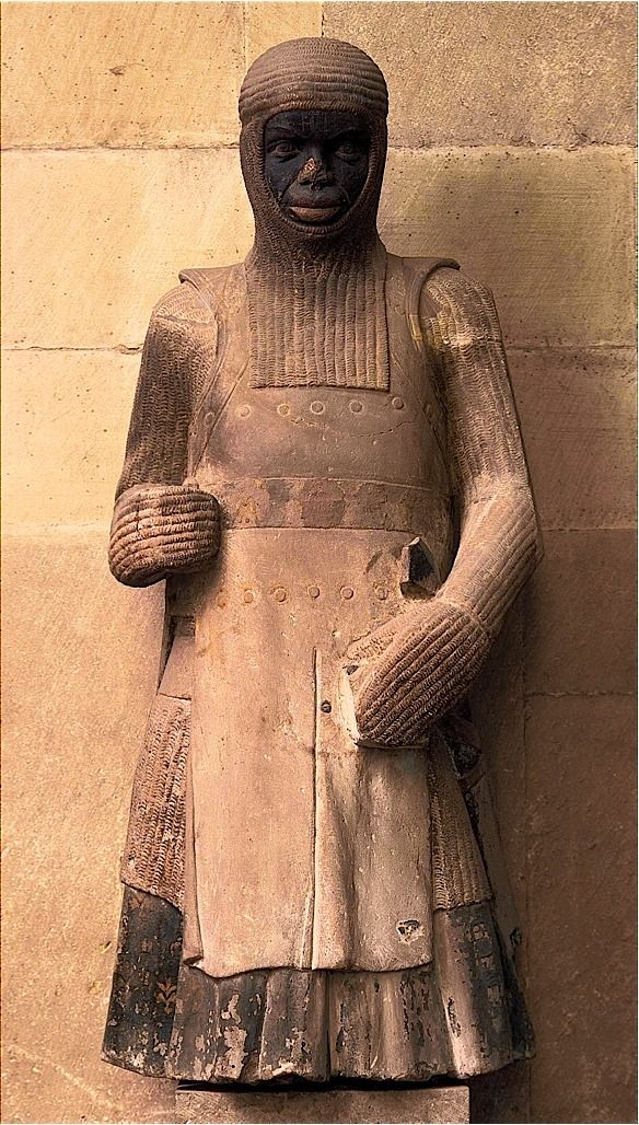 St. Maurice,Magdeburg cathedral,ca. 1250;Front