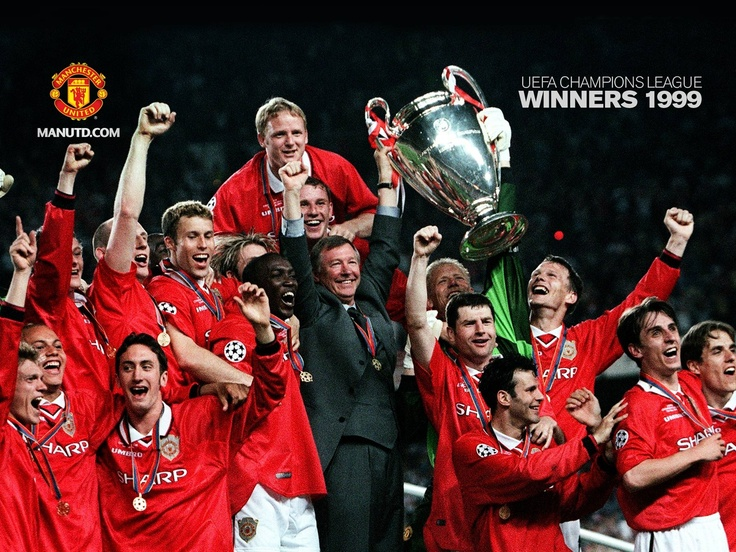 ~ Sir Alex Ferguson and Manchester United ~