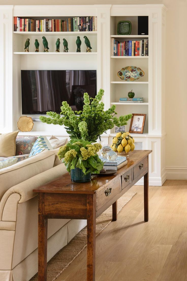 Armadale Living Room by Kimpton Interiors