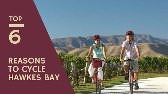 Find out why cycling in Hawkes Bay New Zealand should be on your list for your next getaway. Brilliant trails, seaside views, food, wine and sunshine.